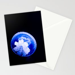 The Light in the Ocean's Darkness Stationery Cards