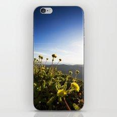 higher elavations  iPhone & iPod Skin