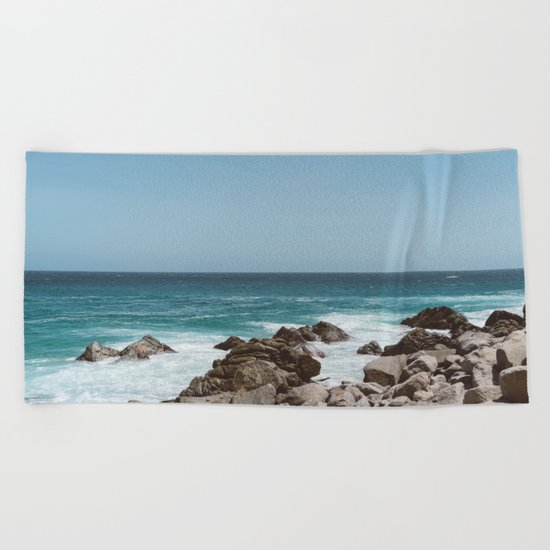 Cabo Boat III Beach Towel
