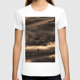 Another place at sunset T-shirt