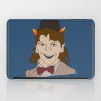 fandom iPad Cases featuring Fandom Monster by Dansparce