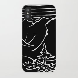 Timberline iPhone Case