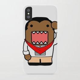 Domo Bonifacio iPhone Case