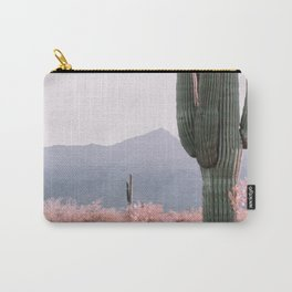 Arizona Cactus 3 Carry-All Pouch
