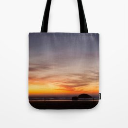 Sunset Watchers Tote Bag