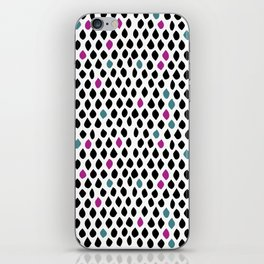 Diamond 2 iPhone Skin