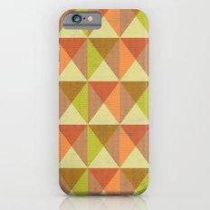 Triangle Diamond Grid Slim Case iPhone 6s