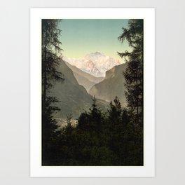 The Maiden Art Print