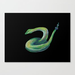 Sneak Canvas Print