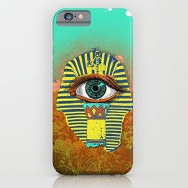 PAPYRUS IRIS iPhone Case