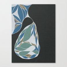 Apartment Pear #9 Canvas Print