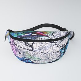 Tattoo     #Society6   #decor  #buyart Fanny Pack