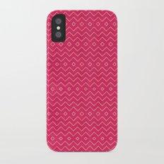 pattern iPhone X Slim Case