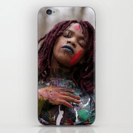 Touch iPhone Skin