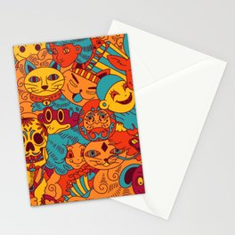 Make me laugh Stationery Cards