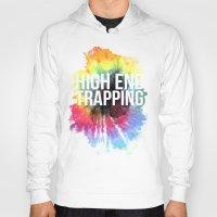 hippie Hoodies featuring Hippie Love by STUDIO 85 LLC
