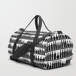 Bar Code Duffle Bag