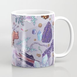 violet mountain dreams Coffee Mug
