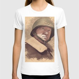 General George S. Patton T-shirt