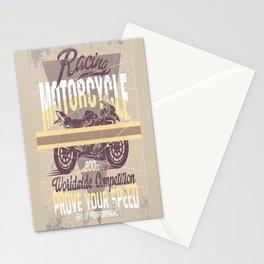 MotoBiKe RiDe 11 Stationery Cards