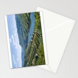 Portugal, the Douro valley near Peso da Regua Stationery Cards