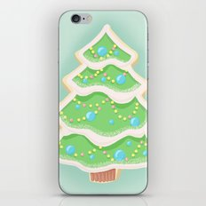 Baking Christmas Bright iPhone & iPod Skin