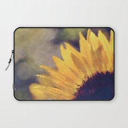 Another sunflower - Flower Flowers Summer Laptop Sleeve