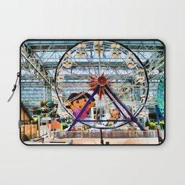 Nickelodeon Universe indoor amusement park 2 Laptop Sleeve