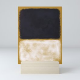 Rothko Inspired #10 Mini Art Print