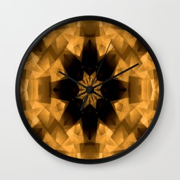 Those Golden Moments...... Wall Clock