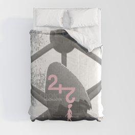 "Front 242 ""Headhunter"" Comforters"
