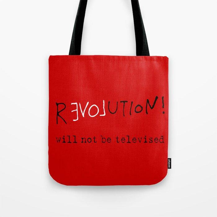 re-love-ution Tote Bag