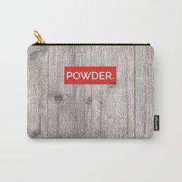 Powder Days Best Days Carry-All Pouch
