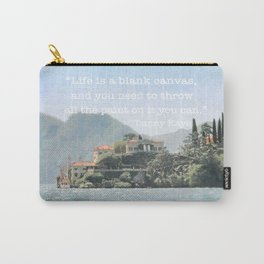 Canvas of Life Carry-All Pouch