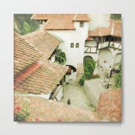Transylvania IV Metal Print
