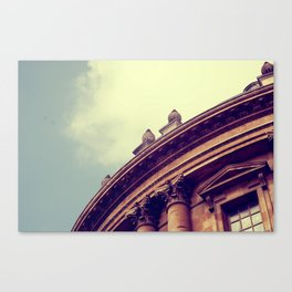 Oxford Canvas Print