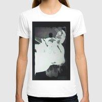 sci fi T-shirts featuring Sci-Fi Flapper by Elizabeth Bolz