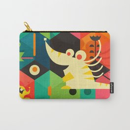 Poached Egg Party Carry-All Pouch