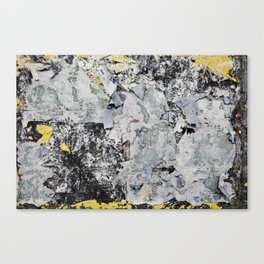 Myrtle-Willoughby Ave G Line #0898, 2011 Canvas Print