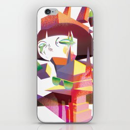 Sugar Cubed iPhone Skin