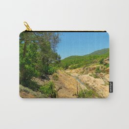 """""""A Walk on the Wild Side (vi)"""" by ICA PAVON Carry-All Pouch"""