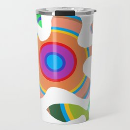 happy summer Travel Mug