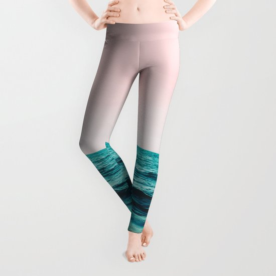 Ocean Love #society6 #oceanprints #buyart Leggings