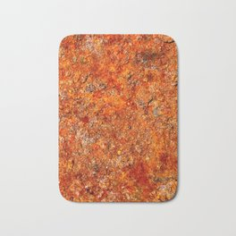 Rusted Surface Bath Mat