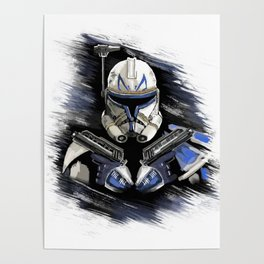 Captain REX Poster
