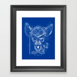 Weapons of Mouse Destruction Framed Art Print