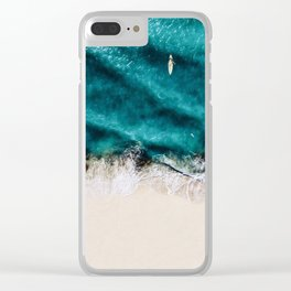 sea view #society6 #buyart #homedecor Clear iPhone Case