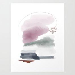 IntroversionVII Art Print