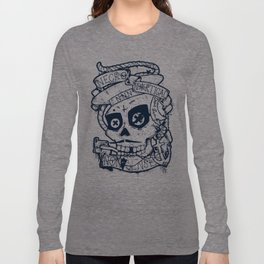 Necro Nautical Nonsense  Long Sleeve T-shirt