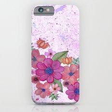My pink garden iPhone 6s Slim Case